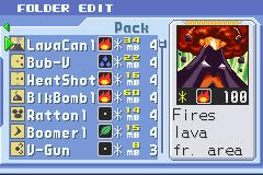Mega Man Battle Network 3 Randomizer - Mega Man Battle Network 3