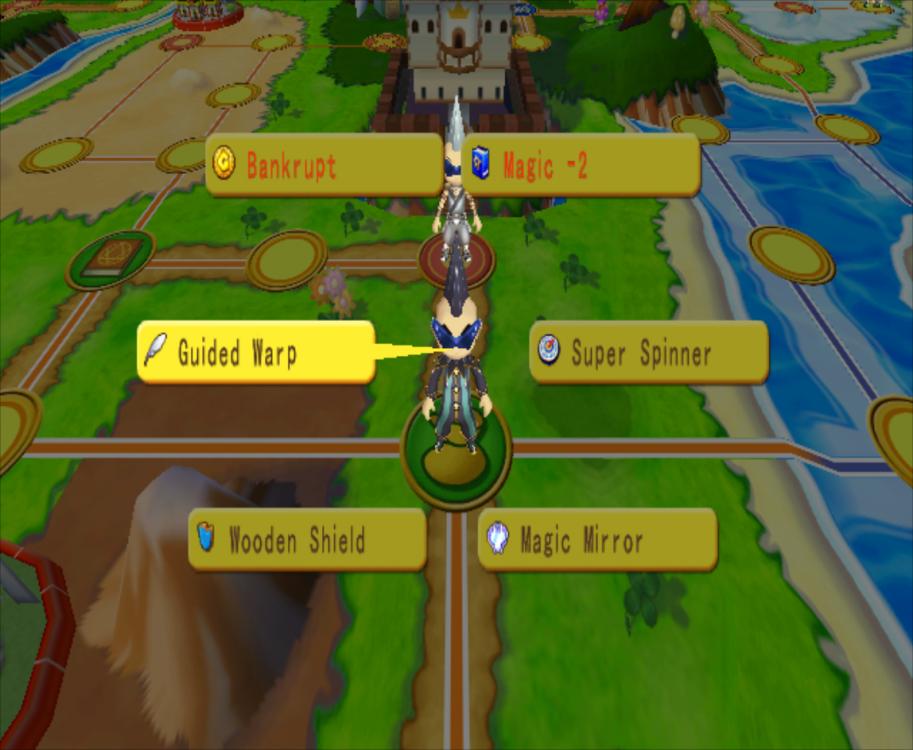 Super Mario RPG: Armageddon - New Game Plus